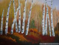 Birches - SOLD